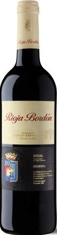 6 x 2014 Bordon Reserva D.O.Ca Rioja Bodegas Franco Espagnolas