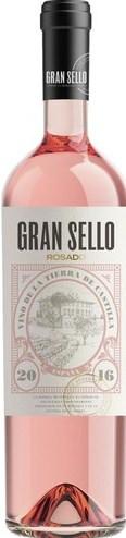 6 x 2018 Gran Sello Rosado Rosewein Vino de la Tierra de Castilla