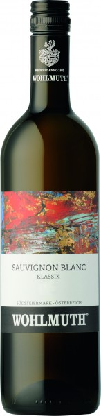 Wohlmuth Sauvignon Blanc Klassik Südsteiermark