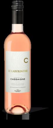 Plaimont Domaine de Cassaigne Le Labyrinthe Côtes de Gascogne Rosé