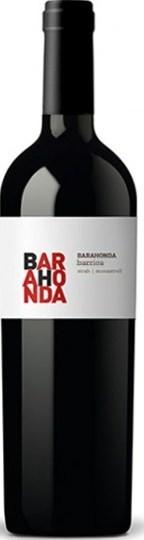 2017 Barahonda Tinto Monastrell - Syrah Yecla DO Señorio de Barahonda