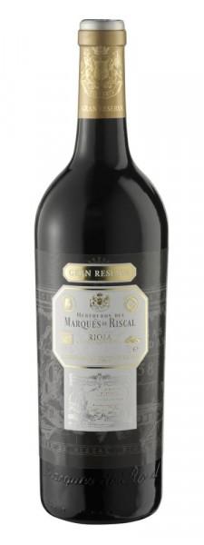 6 x 2014 Marques de Riscal Gran Reserva Rioja DO