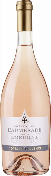 Château De L'Aumerade L'Origine Côtes De Provence Rosé AOP