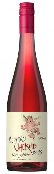 Montes Cherub Rosé of Syrah Spring Harvest Chile