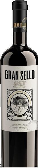 6 x 2016 Gran Sello GST Excellence Vino de la Tierra de Castilla