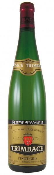 Trimbach Pinot Gris Alsace Réserve Personnelle