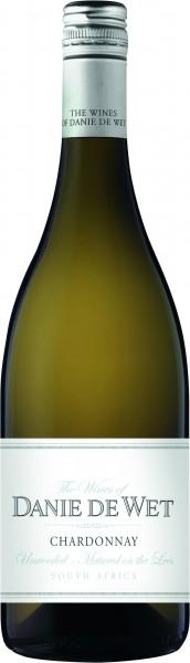 De Wetshof Danie de Wet Chardonnay Sur Lie Matured on the Lees Wine of Origin Robertson