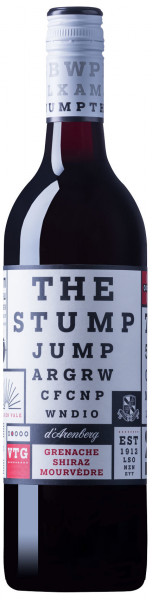 D'Arenberg The Stump Jump Grenache - Shiraz - Mourvedre