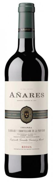 6 x 2017 Anares Crianza Bodegas Olarra Rioja DOC