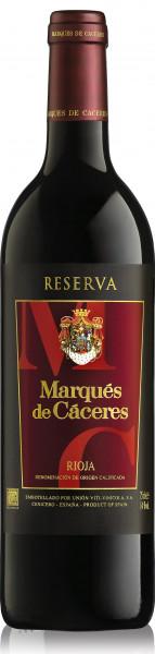 2015 Marques de Caceres Rioja Reserva D.O.
