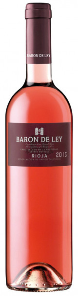 2019 Baron de Ley Rose Rioja D.O. Rosado