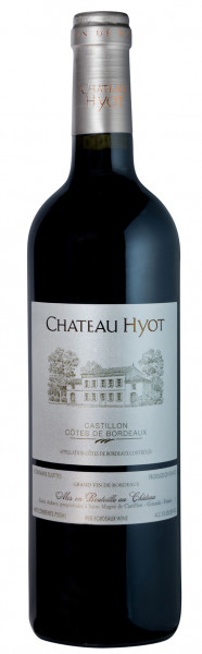 Château Hyot Castillon - Côtes De Bordeaux