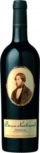Baron Nathaniel Pauillac AOC Baron Phlippe de Rothschild