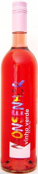 6 x Monsenhor Vinho Verde Rosé D.O.C. Quinta da Lixa
