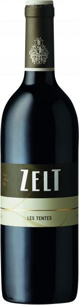 Zelt Cuvée Les Tentes Rotwein