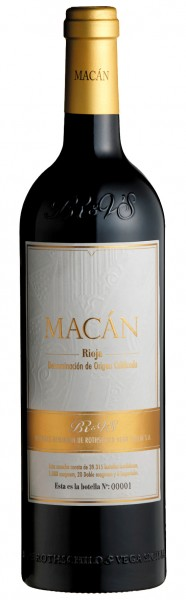 Benjamin De Rothschild - Vega Sicilia Macán