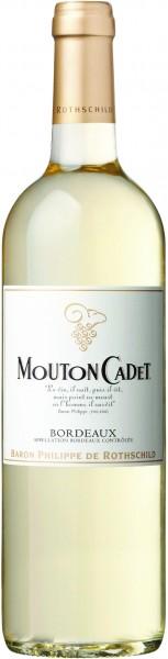Mouton Cadet Bordeaux Blanc A.O.C. Baron Philippe de Rothschild
