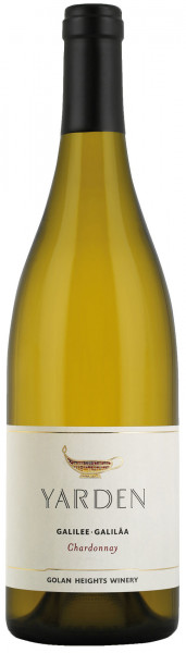 Golan Heights Winery Yarden Chardonnay