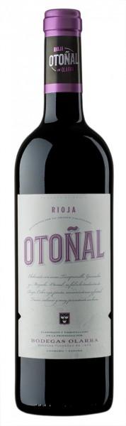 2018 Bodegas Olarra Otonal Rioja DO Tinto
