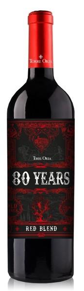2016 Torre Oria - 80 Years - Bodegas Torre Oria D.O. Utiel Requena