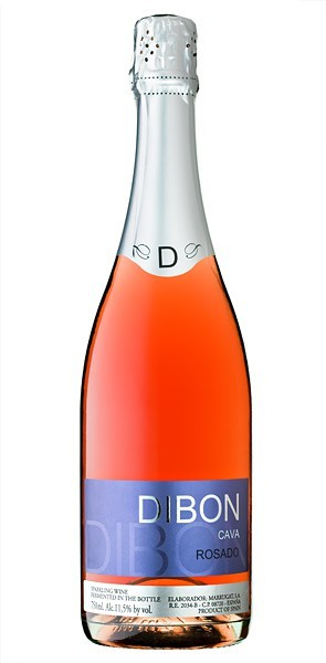 6 x Cava Dibon Brut Rosado Rosé Span. Sekt