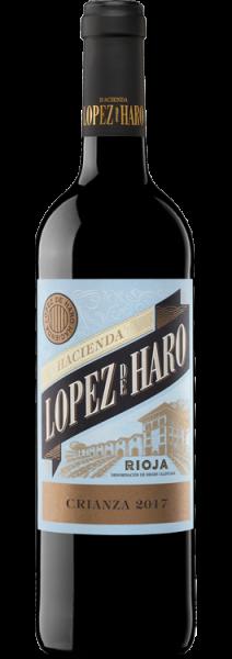 Hacienda López De Haro Crianza