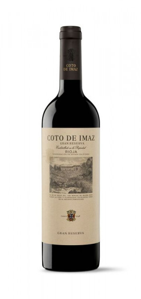 6 x 2012 El Coto Imaz Gran Reserva , Rioja D.O.C.