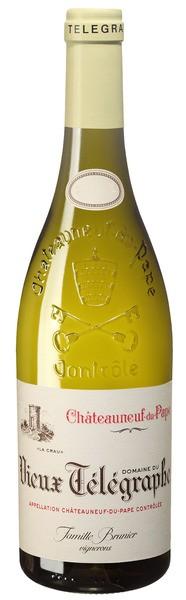 Domaine Du Vieux Télégraphe Châteauneuf-Du-Pape (La Crau) Blanc