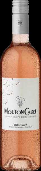 Mouton Cadet Bordeaux Rosé Baron Philippe de Rothschild