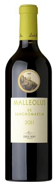 2011 Emilio Moro - Malleolus Sanchomartin - D.O. Ribera del Duero limitiert