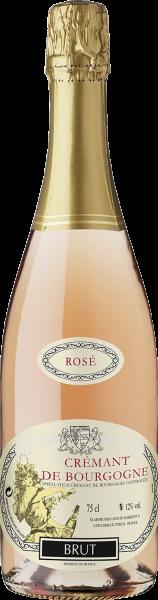 Caves de Marsigny Crémant de Bourgogne Rosé Brut AOC