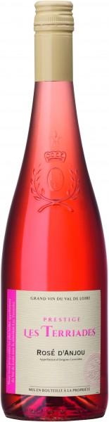 Les Terriades Rosé D'Anjou