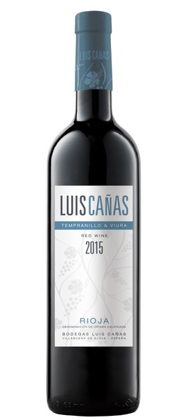 6 x 2019 Luis Canas Joven Rotwein Rioja D.O.