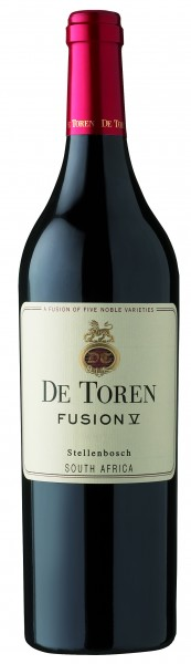 De Toren Fusion V Wine of Origin Stellenbosch